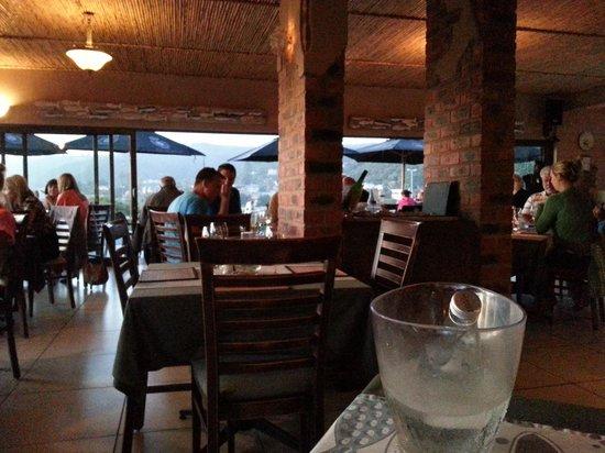 Salinas Beach Restaurant: Dezemberabend im Salinas
