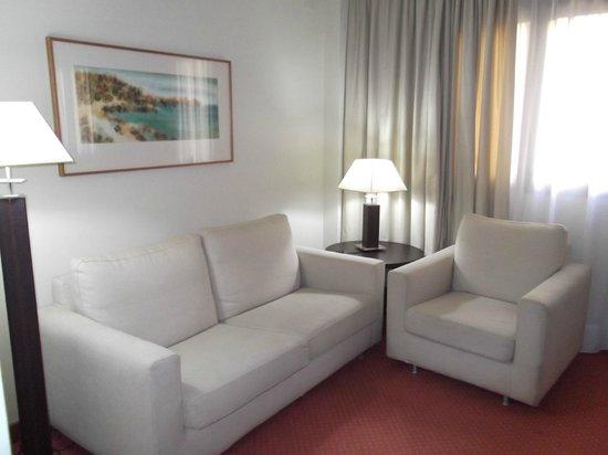 Silken Coliseum Hotel : Salita