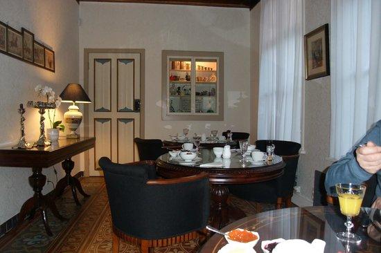 Huis 't Schaep : Dining room