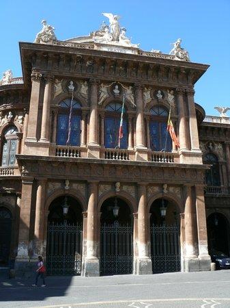 Teatro Massimo Bellini: Театр