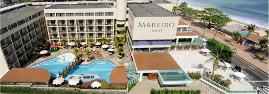 Mareiro Hotel: Fachada do hotel
