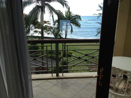 Le Meridien Ile Maurice : Vista desde la habitación