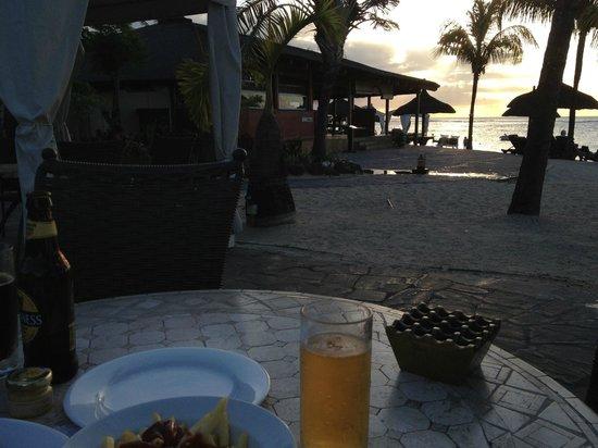 Le Meridien Ile Maurice : Bar de la piscina