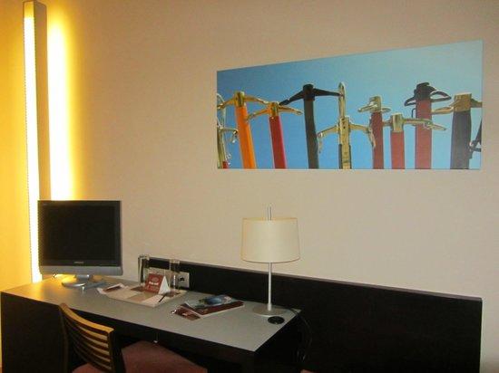 Itaca Hotel Jerez: Habitación