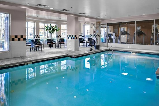 Hilton Garden Inn Atlanta North/Alpharetta: Indoor Pool