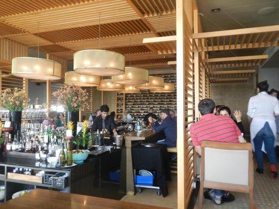 Herbert Samuel: Main Dining Area