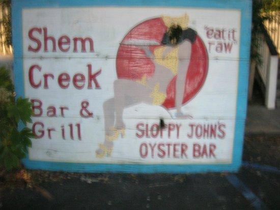 Shem Creek Bar and Grill: Shem Creek Bar & Grill, Mt. Pleasant, SC