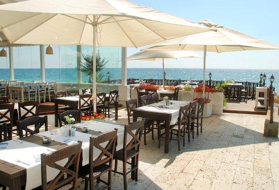 Riviera Holiday Club Fish Restaurant: Fish restaurant, Riviera holiday club