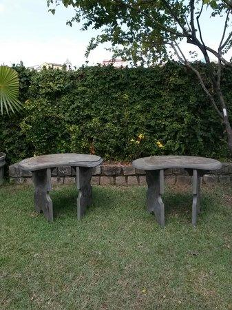 Pousada da Mangueira : Jardim da Pousada
