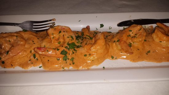 Antonio's Made in Italy: Antonio's Signature Ravioli and Shrimp