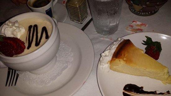 Antonio's Made in Italy : Tiramisu & Italian Ricotta Cheesecake