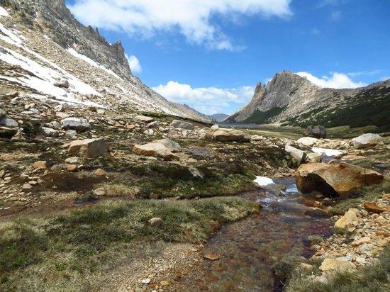 Andemita: Refugio Frey Hike (by way of Cerro Catedral)