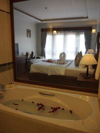 Saem Siemreap Hotel: 部屋