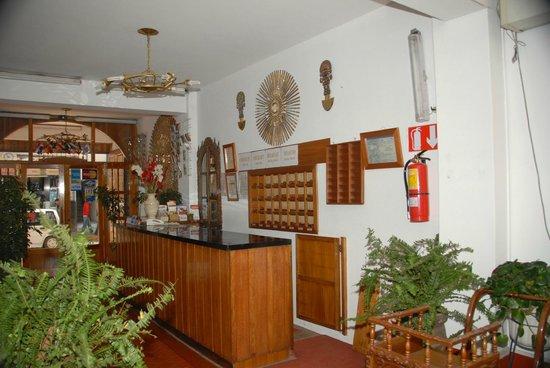Hotel Casablanca Cusco: Recepción 2