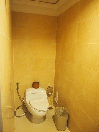 Saem Siemreap Hotel: トイレ