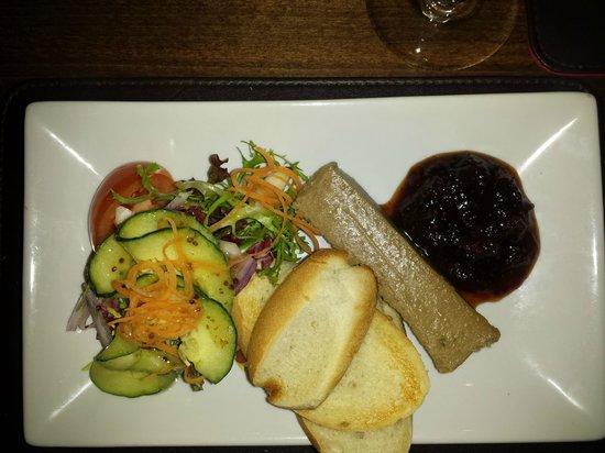 Aberdour Hotel & Restaurant: Starter