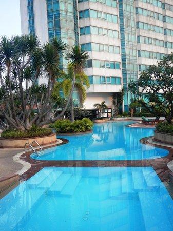 Hotel Windsor Suites & Convention Bangkok: pool