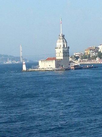 Historische Viertel von Istanbul: Kız Kulesi