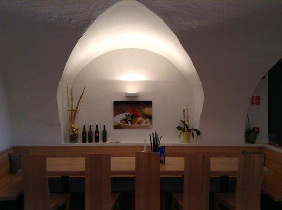 Hotel Masatsch : Interior seating