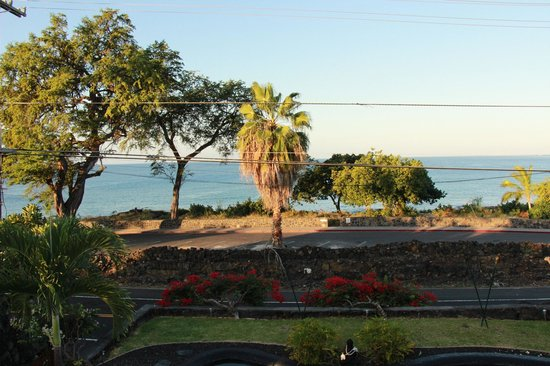 Kona Sugar Shack : View
