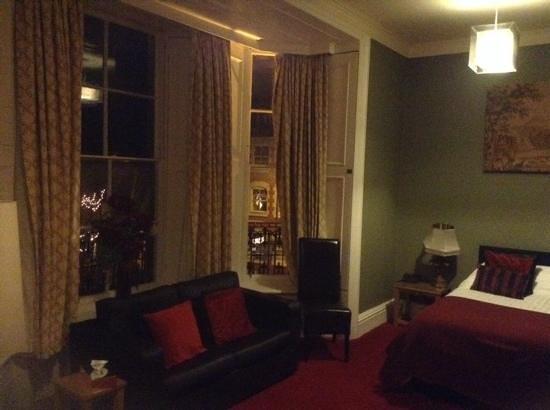Knighton Hotel: room