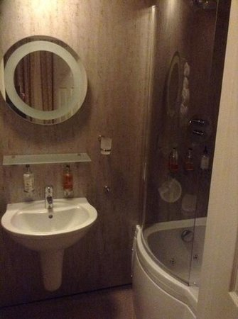 Knighton Hotel: bathroom