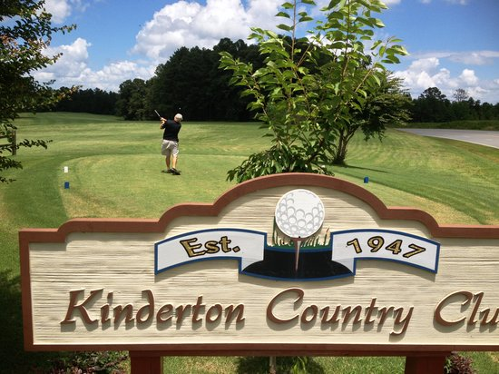 Kinderton Country Club