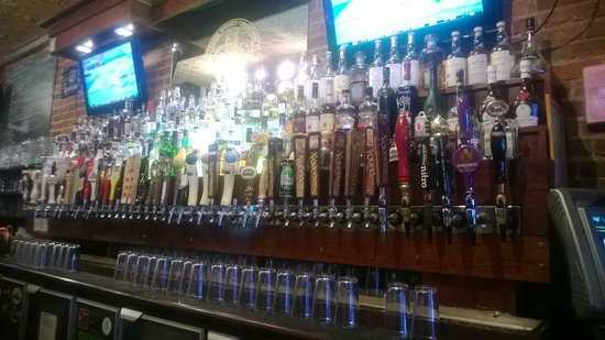 Ashley's Ann Arbor: beers on tap