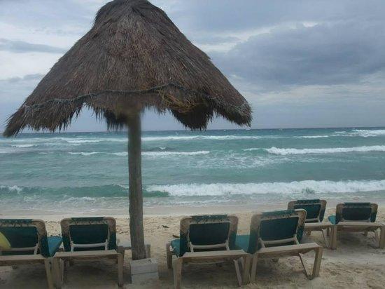 Catalonia Riviera Maya : Beach