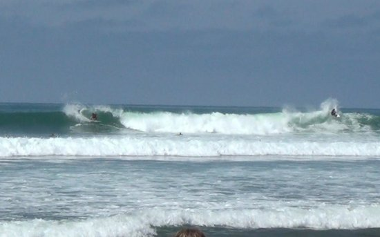Dana Point, Califórnia: scoring the best wave in the area!