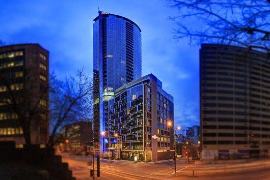 蒙特婁市中心萬怡飯店