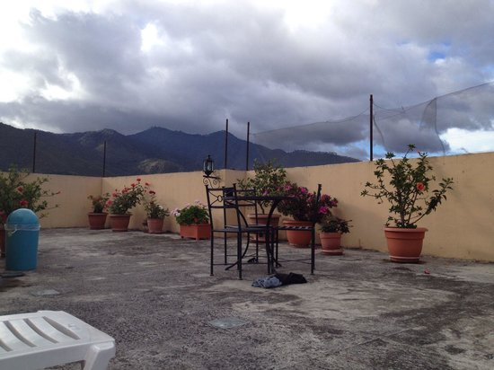 Hotel Posada San Vicente : Roof terrace