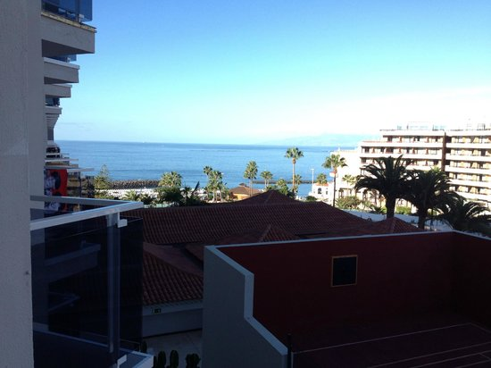 HOVIMA Costa Adeje: sea view from room