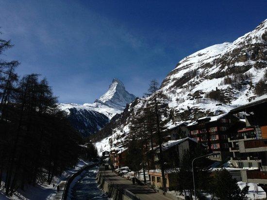 Hotel Matterhornblick: Matterhorn