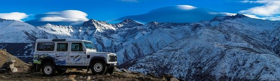 Nevada Guides -  Day Tours: Sierra Nevada tour