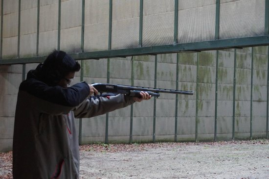 Shooting Events Berlin: Shotgun