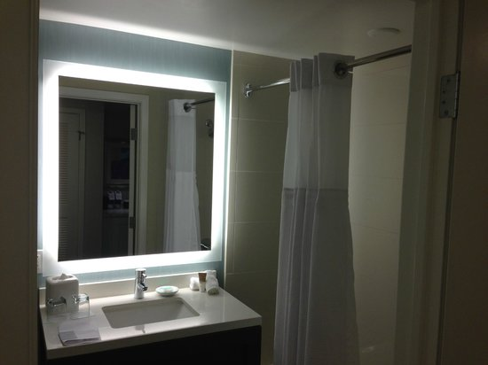 Hyatt Regency Newport Beach: Bathroom