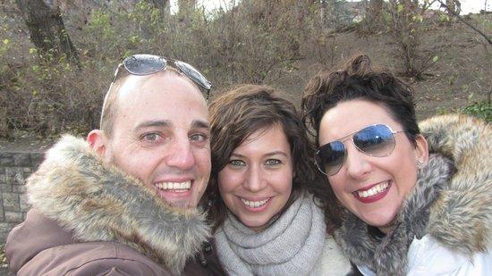 Free Budapest Walking Tours: Con nuestra increible guia Csilla