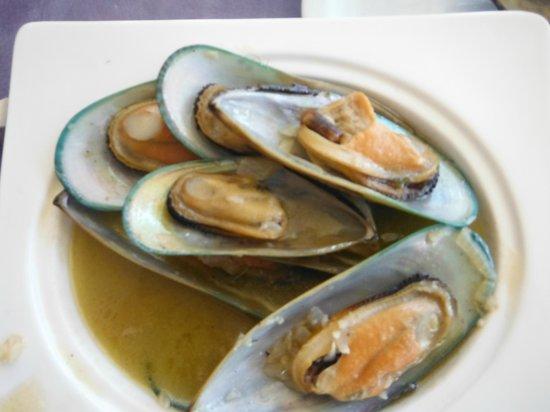 Zanzibar Restaurant: Mariscos da hora