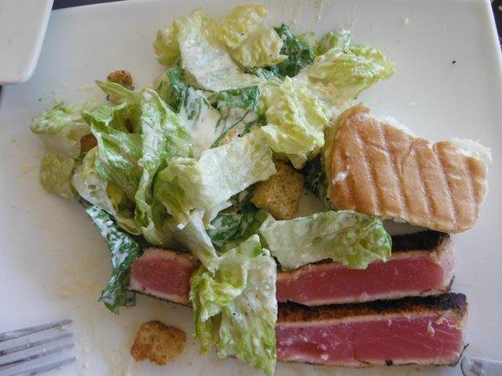 Zanzibar Restaurant: Salada com Tuna