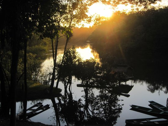 Amazonia Expeditions' Tahuayo Lodge : Amazonia Research Center