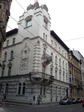 Hotel Parlament: hotel