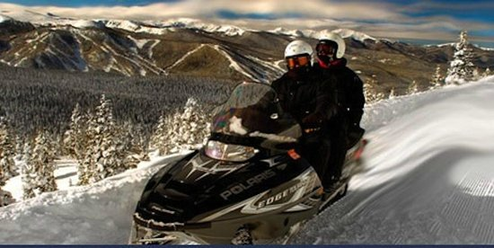 Grand Adventures: Largest snowmobile company in Grand County!