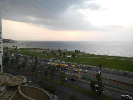 Dan Panorama Tel Aviv: View From Room