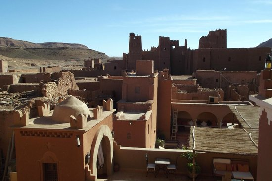 Sun Trails Boutique Morocco Private Tours : kasbah ellouze