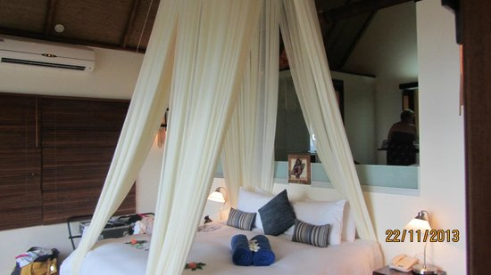 Royal Davui Island Resort : Bedroom