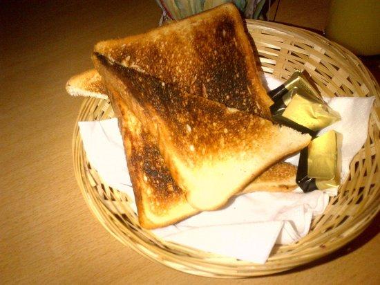 Arlecchino: White bread