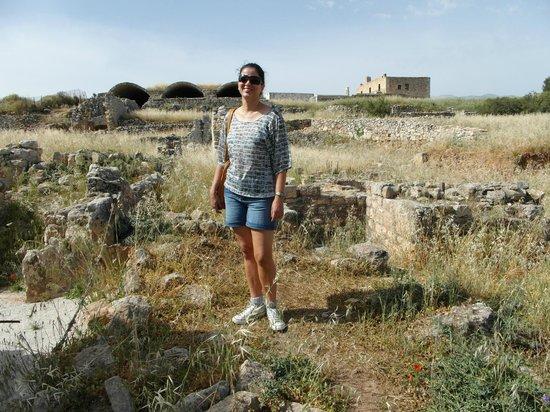 Ancient Aptera.