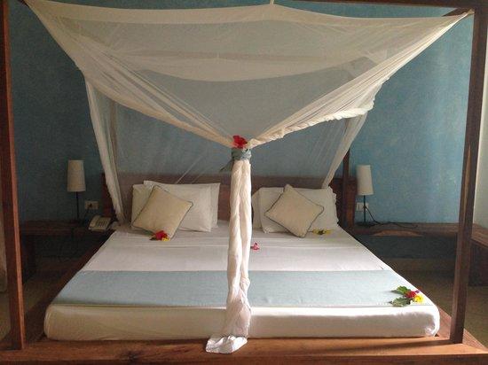 Ora Resort Nungwi Lodge: camera bungalow 303
