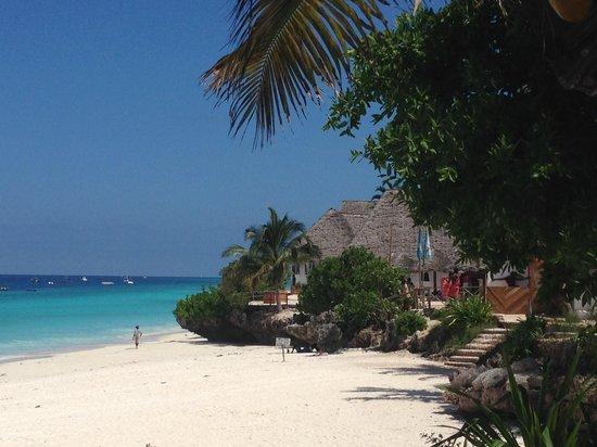 Ora Resort Nungwi Lodge: Spiaggia!